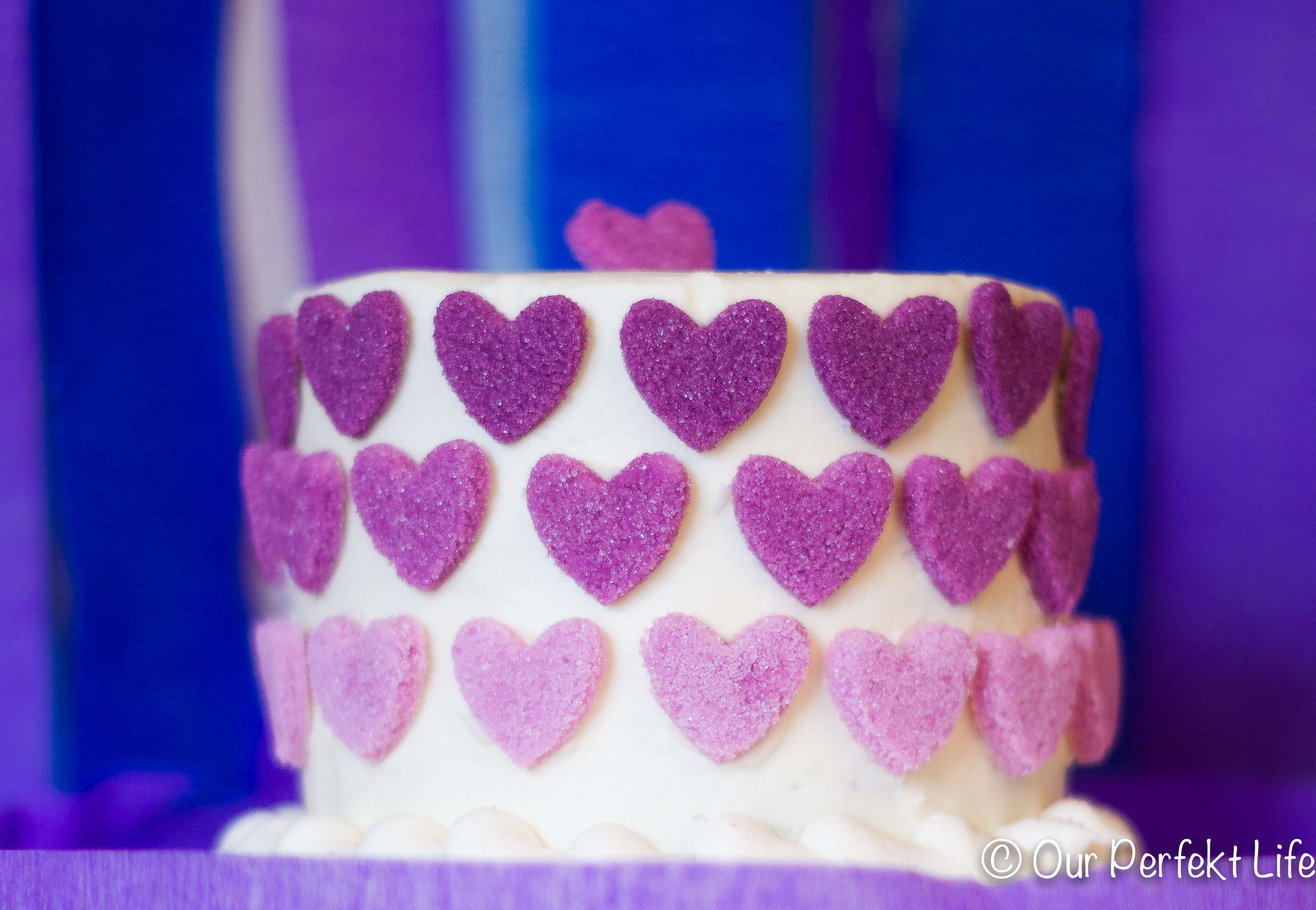 Our Hearts and Stripes Birthday Party