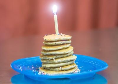 1st Birthday Shortstack