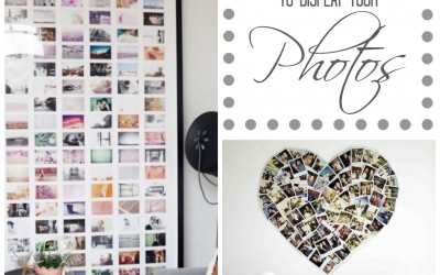 5 Innovative Ways To Display Your Photos