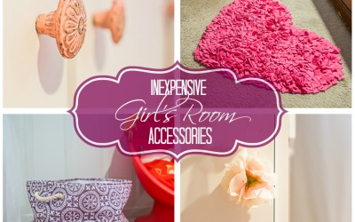 Girl's Room Reveal (& How She Keeps It Clean)