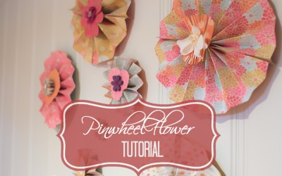 Pinwheel Flower Tutorial (Easy DIY!)