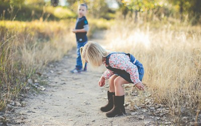 Willow Park (Colorado Fall Family Photos)