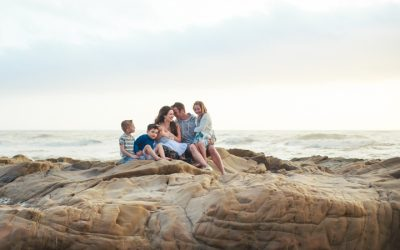 You Had Me at Pescadero (Northern Cali Family Session)